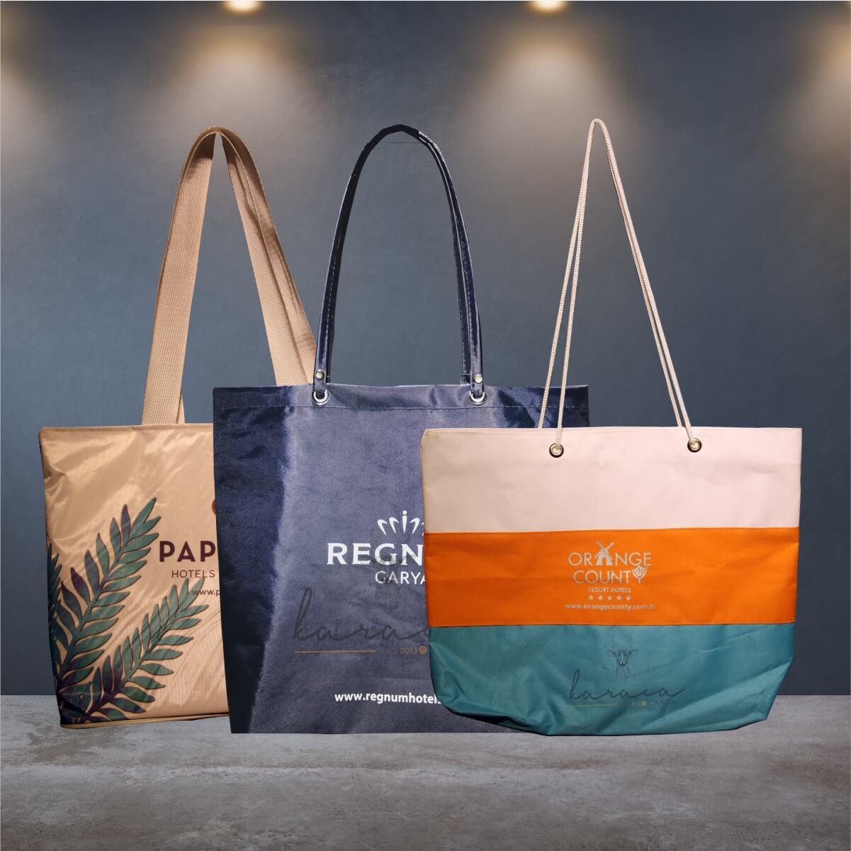 promosyon otel plaj çantaları