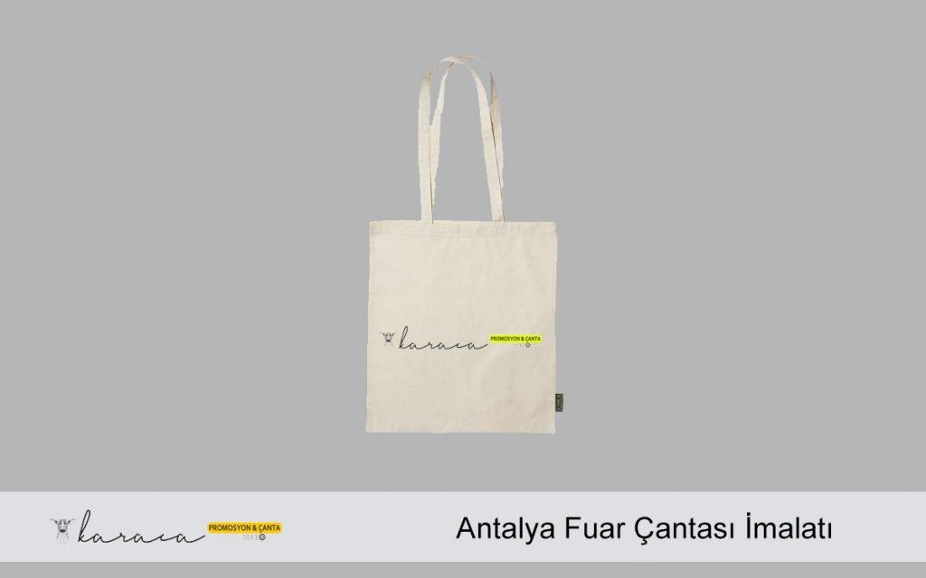 Antalya Fuar Çantası İmalatı