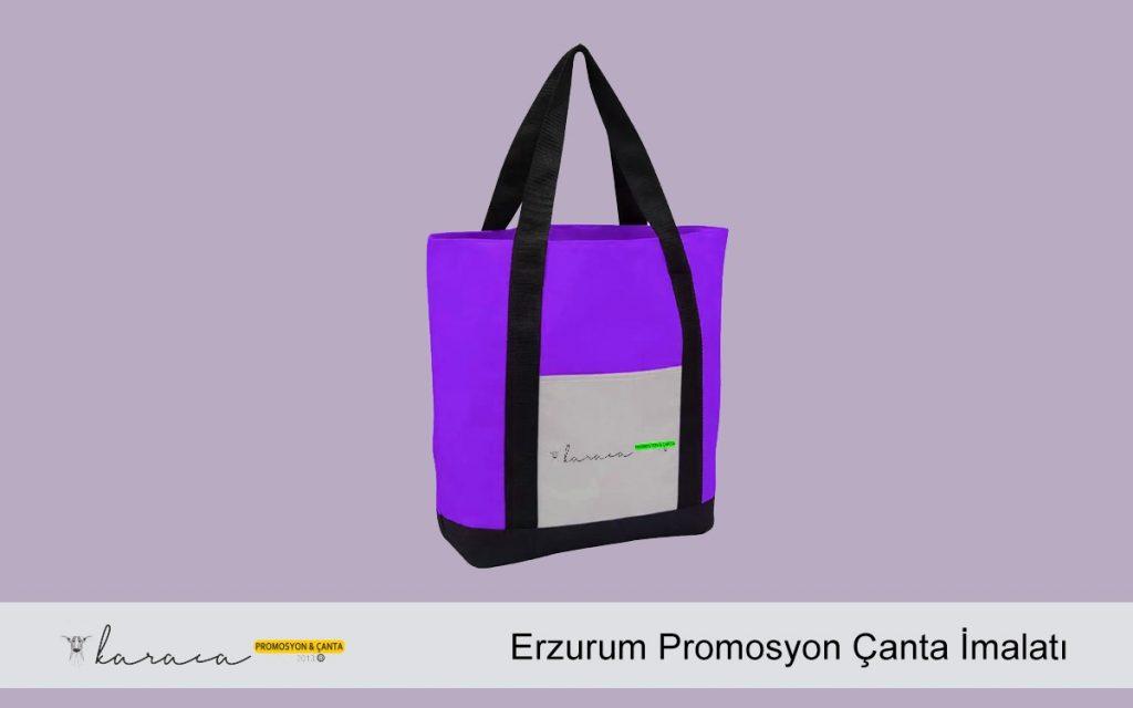 Erzurum Promosyon Çanta İmalatı