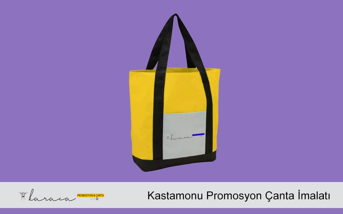 Kastamonu Promosyon Çanta İmalatı