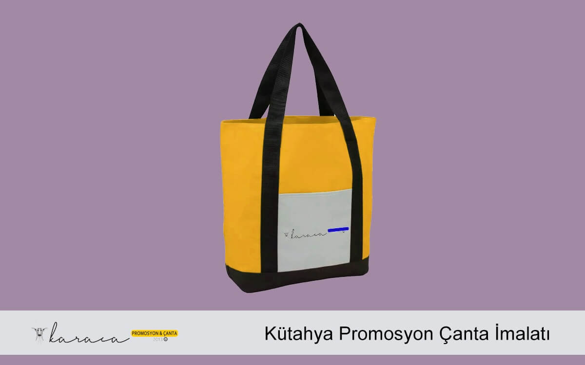 Kütahya Promosyon Çanta İmalatı