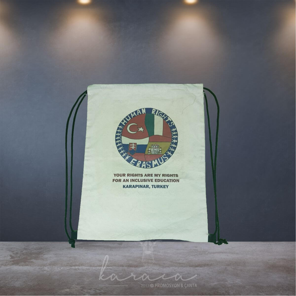 Ham Bez Sırt Çantaları