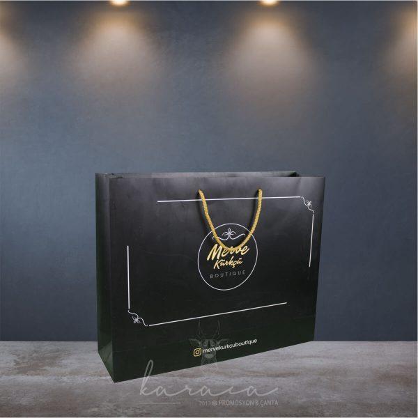 Mağaza Karton Çantaları