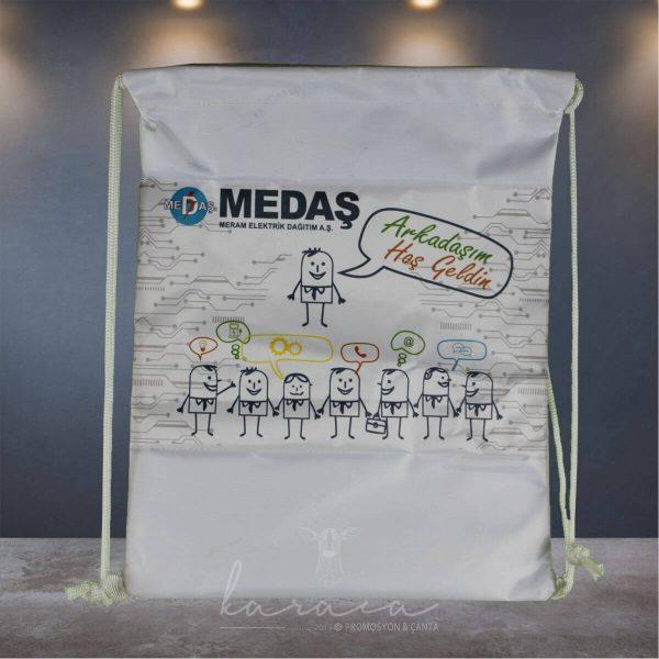 Ofset Baskılı Sırt Çantaları