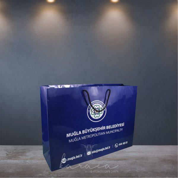 promosyon belediye baskılı çantalar